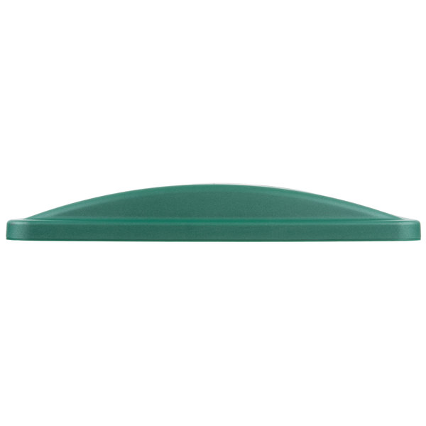 GREEN 1829400 SAVE$$ Rubbermaid Commercial Slim Jim Swing Lid RCP267360GN