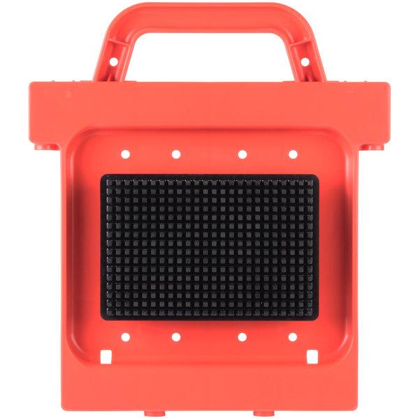 "Prince Castle 980-000-50C Saber King 1/4"" Dicer Pusher Head Assembly Main Image 1"