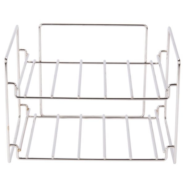 Prince Castle 980-001 Saber King 2 Tier Wire Rack