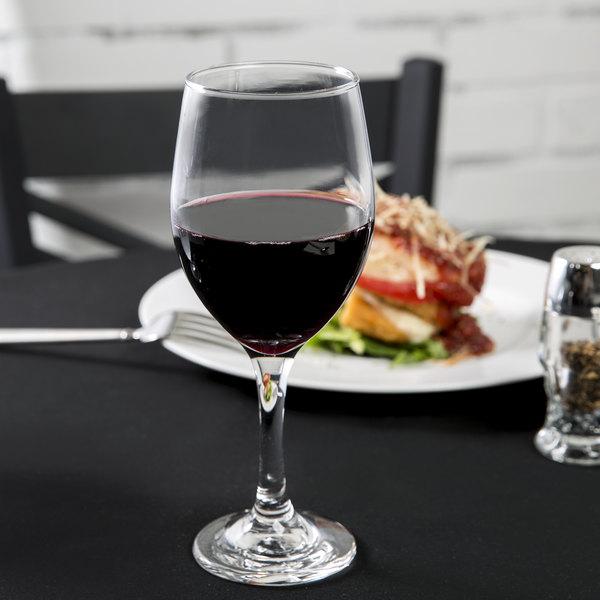 Acopa 14 oz. Customizable All-Purpose Wine Glass - 12/Case Main Image 2