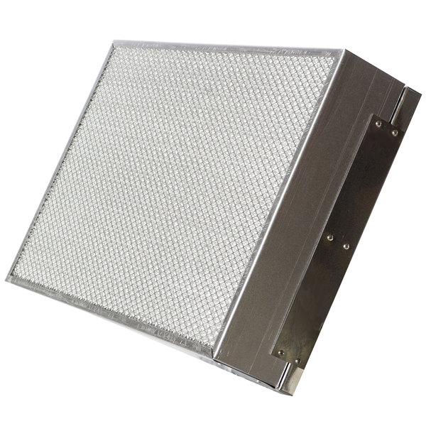 """Wells WL0107 HEPA Charcoal Filter Assembly - 20"""" x 23"""""""