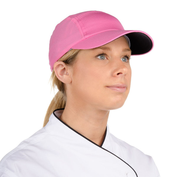 Headsweats Hot Pink Eventure Fabric Customizable Chef Cap