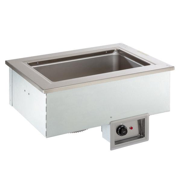 Delfield N8717-D One Pan Drop In Hot Food Well