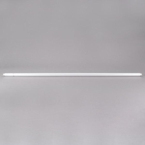 "Satco S6691 48"" 32 Watt Shatterproof Cool White Rough Service Fluorescent Light Bulb (T8)"