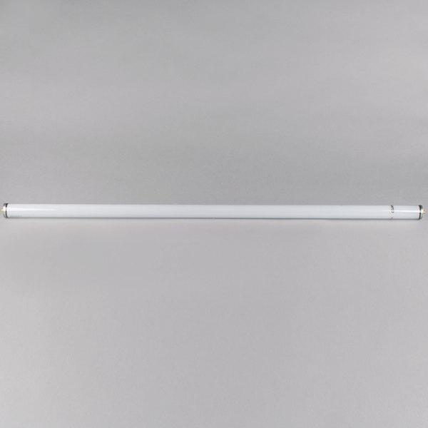 "Satco S6586 48"" 39 Watt Shatterproof Cool White Rough Service Fluorescent Light Bulb (T12)"