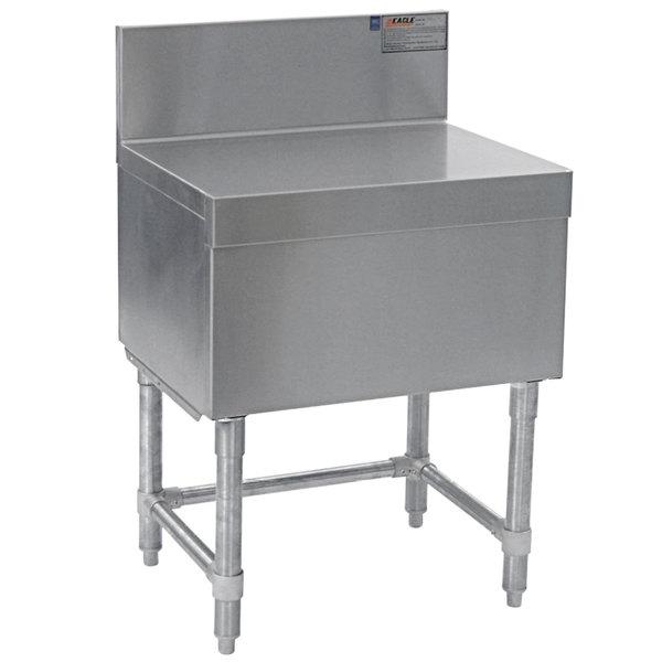 "Eagle Group FB18-19 Spec-Bar 18"" x 19"" Stainless Steel Filler Board"