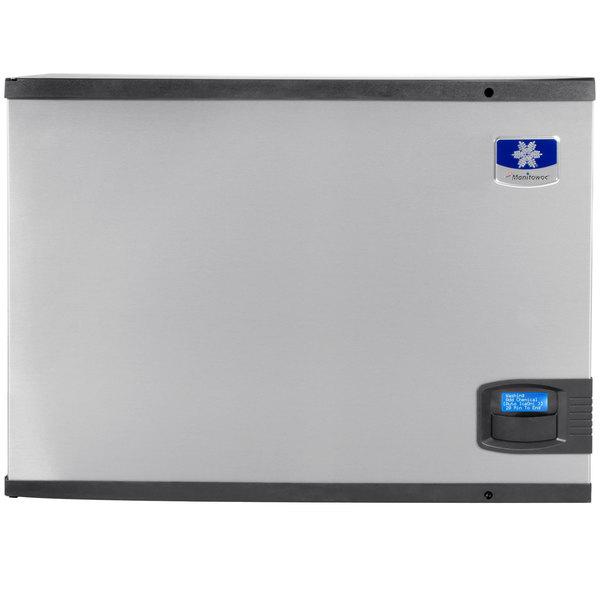 "Manitowoc IY-0454A Indigo Series 30"" Air Cooled Half Size Cube Ice Machine - 208-230V, 450 lb."