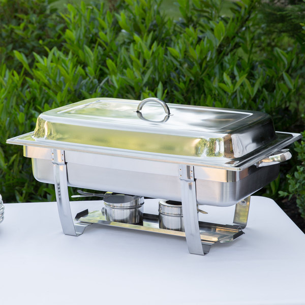 Choice 8 Qt. Full Size Stackable Chafer