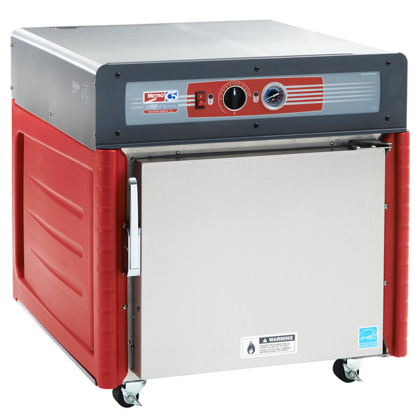 Metro C543-ASFS-U Insulated Stainless Steel Undercounter Hot Holding ...