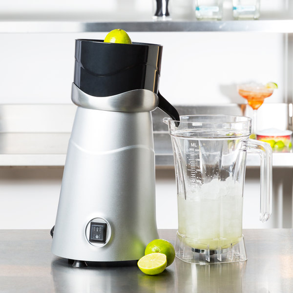 Electric Lime Squeezer ~ Avamix cj electric citrus bar juicer v rpm