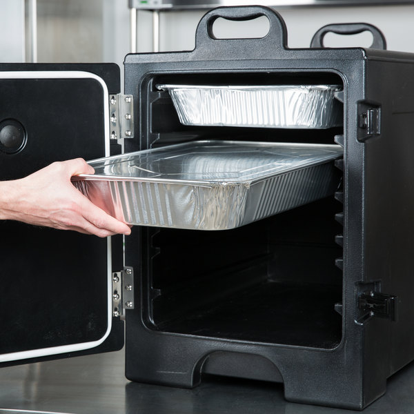 Insulated Catering Hot Cold Chafing Dish Food Pan Carrier
