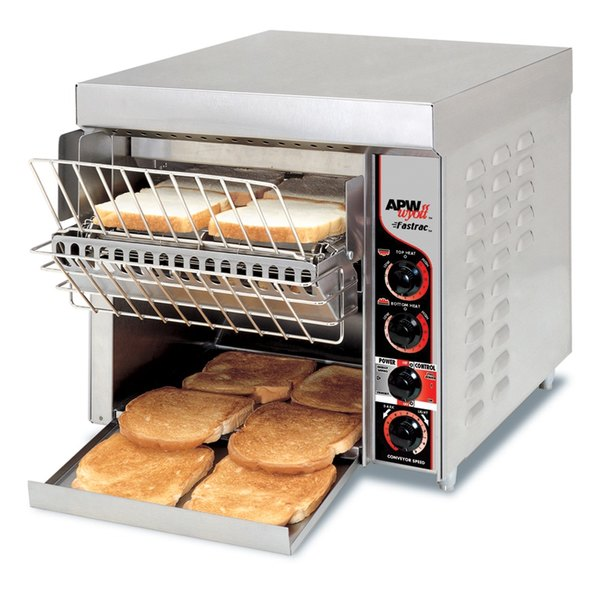 with waring versatility commercial toaster and embrace conveyor efficiency this