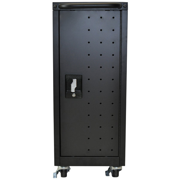 Luxor LLTM16-B-V2 Black 16 Tablet Charging Station