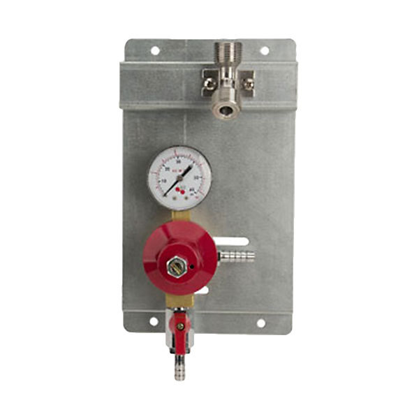 Micro Matic 8211 Single Gauge (60 PSI) Secondary CO2 Regulator Panel