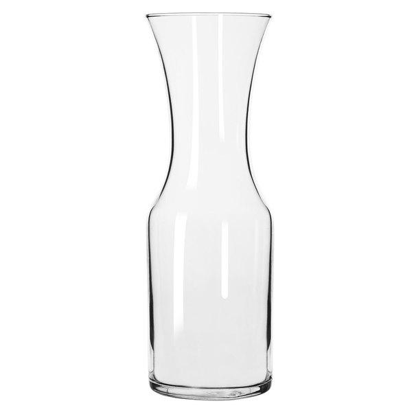 Libbey 795 33.875 oz. Glass Decanter - 12/Case