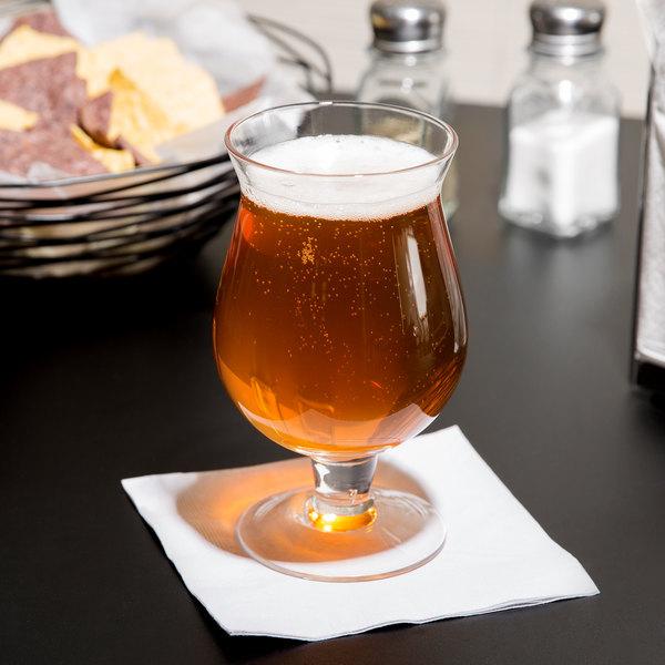 Anchor Hocking 90093 Belgian Beer Glass 13 oz. - 12/Case