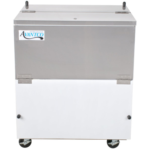 Avantco MC34-HC 34 inch School Milk Cooler