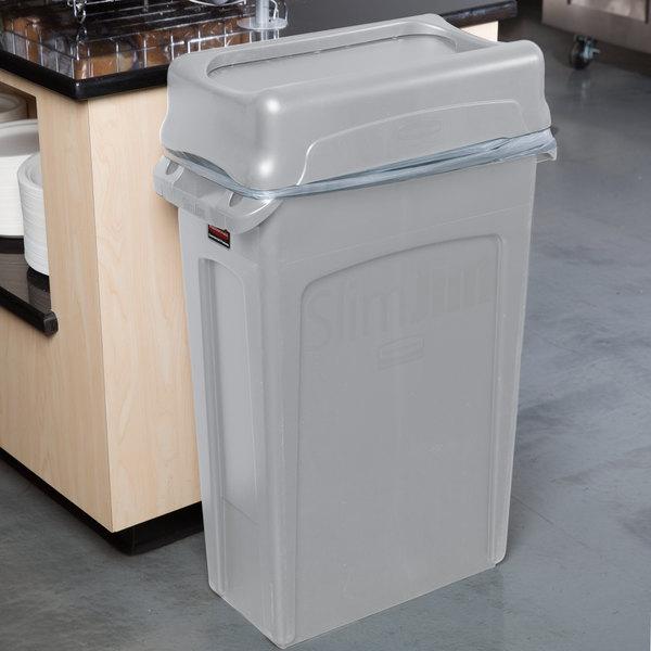 trash garbage dustbin garden pink plastic coral can bathroom roll lid product wastebasket home swing