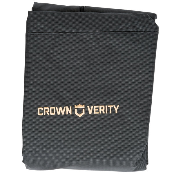 "Crown Verity BC-36-V BBQ Cover for 36"" Charbroilers with Roll Dome"