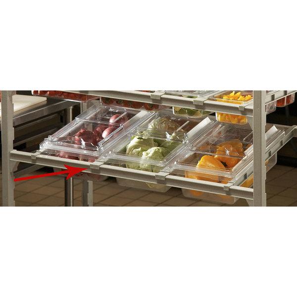 """Cambro CSDBA Angled Divider Bar for 24"""" Camshelving® Premium Series Shelving"""