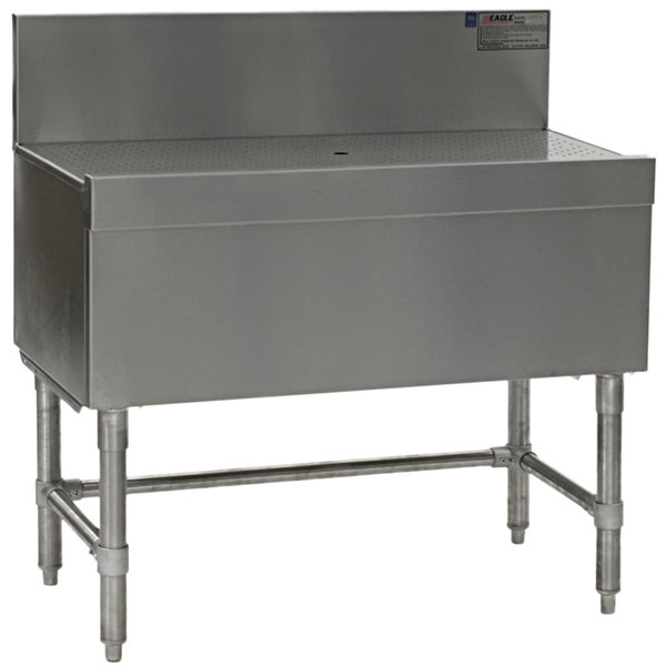 "Eagle Group WB36-24 Spec-Bar 36"" x 24"" Workboard"