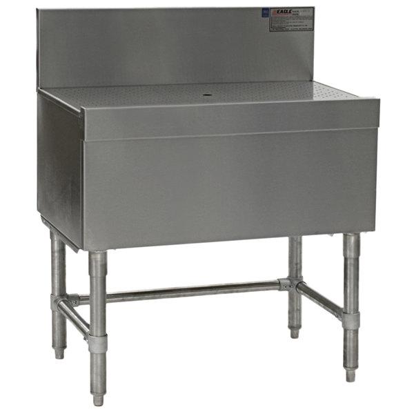 "Eagle Group WB30-24 Spec-Bar 30"" x 24"" Workboard"