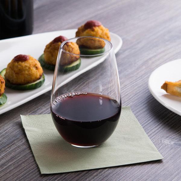 Master's Reserve 9013 Renaissance Stemless 9 oz. Wine Glass - 12/Case
