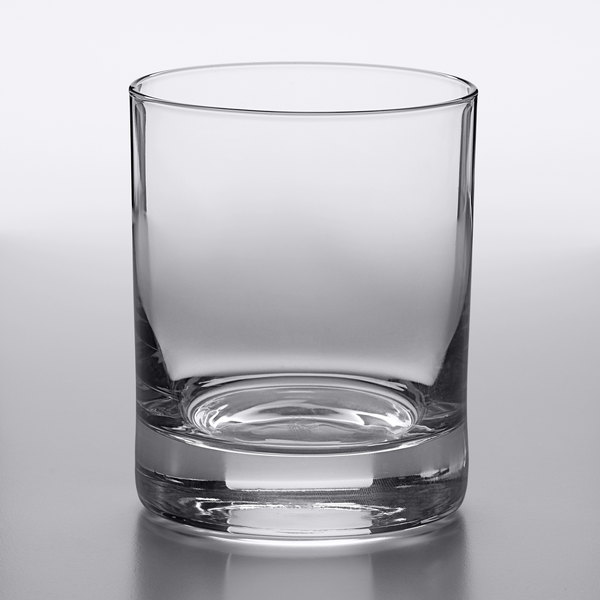 Master S Reserve 9036 Modernist 12 Oz Rocks Double Old Fashioned Glass 24 Case