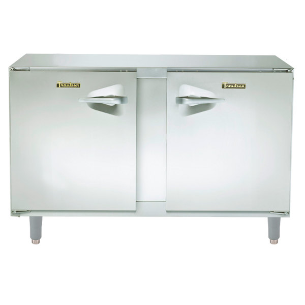 """Traulsen ULT48-LR 48"""" Undercounter Freezer with Left and Right Hinged Doors - 13.1 Cu. Ft."""