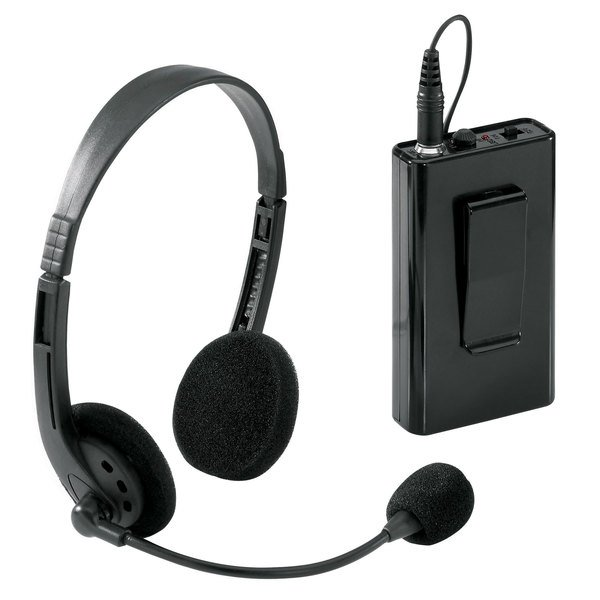 Oklahoma Sound LWM-7 Wireless Headset Microphone Main Image 1