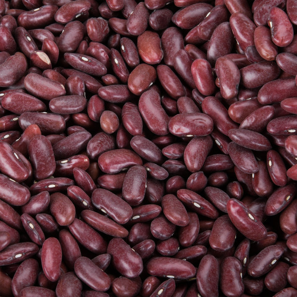 Dried Dark Red Kidney Beans - 20 lb. Main Image 1