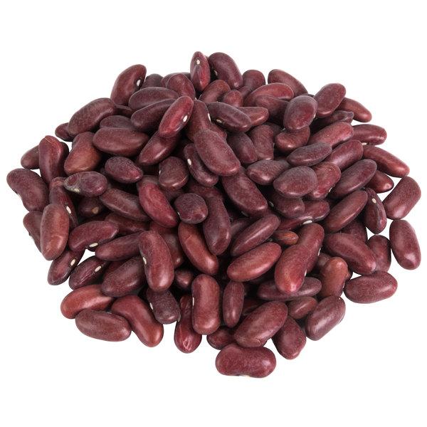 Dried Dark Red Kidney Beans 20 Lb