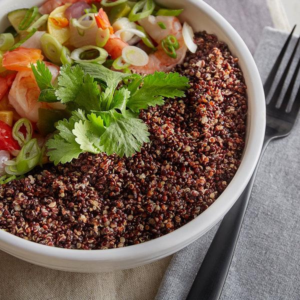 Regal Foods Organic Black Quinoa - 5 lb. Main Image 2