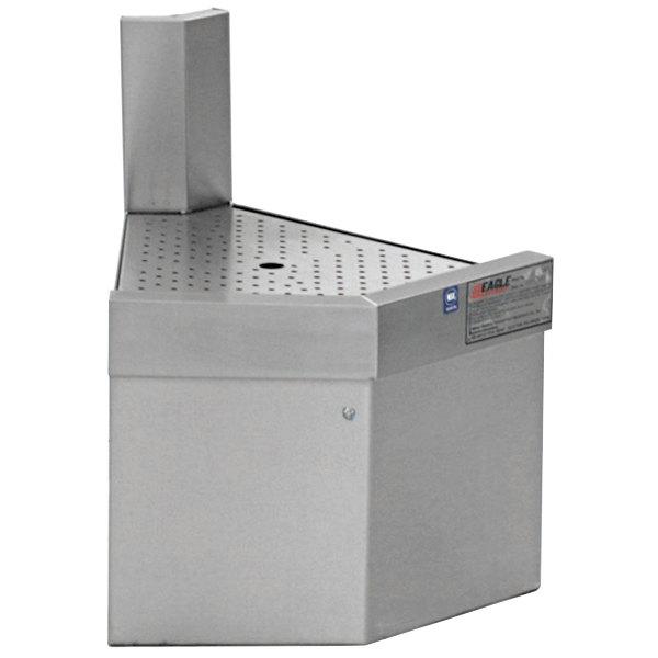 Eagle Group WBOC60-24 Spec-Bar 60 Degree Outer Corner Workboard Main Image 1