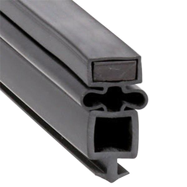 """True 810751 Equivalent Magnetic Bottom Door Gasket - 25 5/8"""" x 30 9/16"""""""