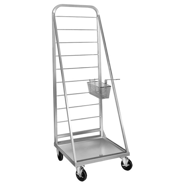 Channel FBR-27 Mobile Fryer Basket Rack (27 Basket Capacity) Main Image 1