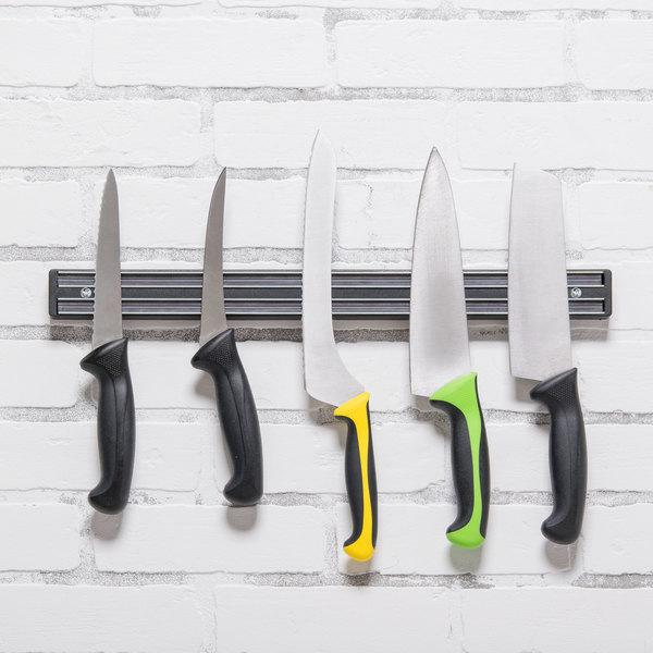 "Dexter-Russell 82113 18"" Magnetic Knife Holder / Strip"