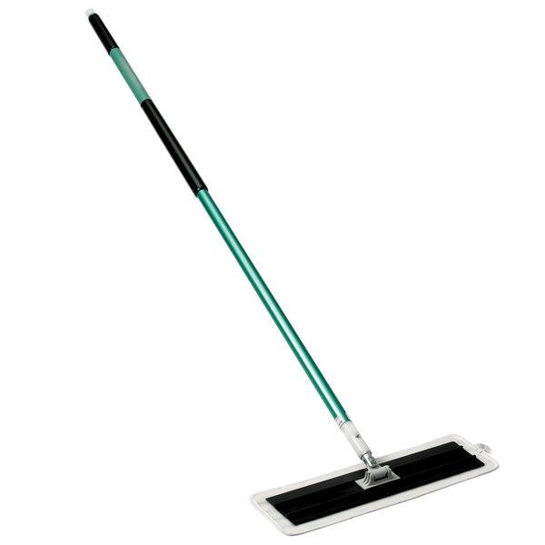 "3M 55593 16"" Easy Scrub Flat Mop Handle and Pad Holder Main Image 1"