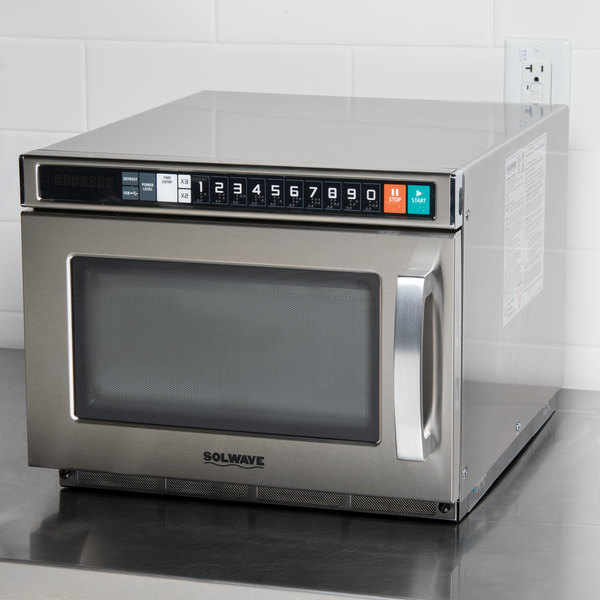 Space Saving Oven ~ Solwave space saver stainless steel heavy duty commercial