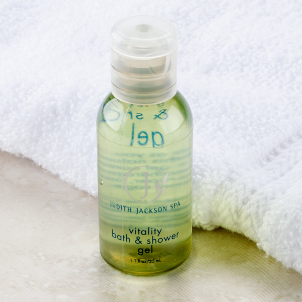 Judith Jackson Spa Vitality Bath and Shower Gel 1.1 oz. - 200/Case