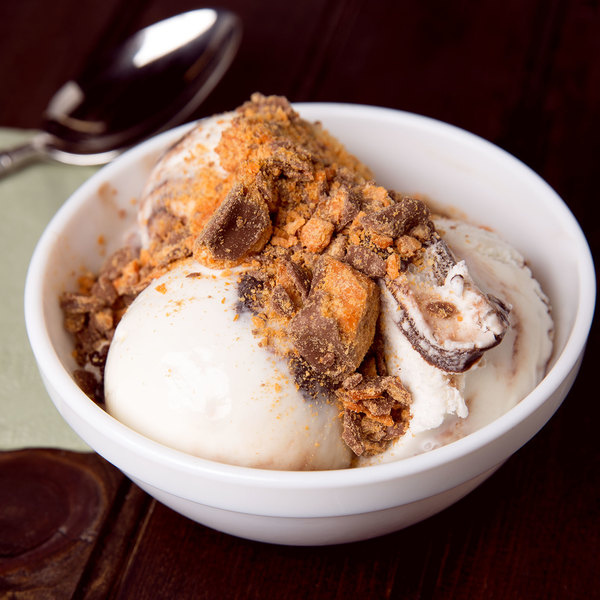 Chopped BUTTERFINGER® Ice Cream Topping - 5 lb.