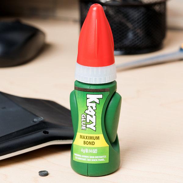 Krazy Glue KG49048MR EZ Squeeze Clear 4 Gram Gel Glue