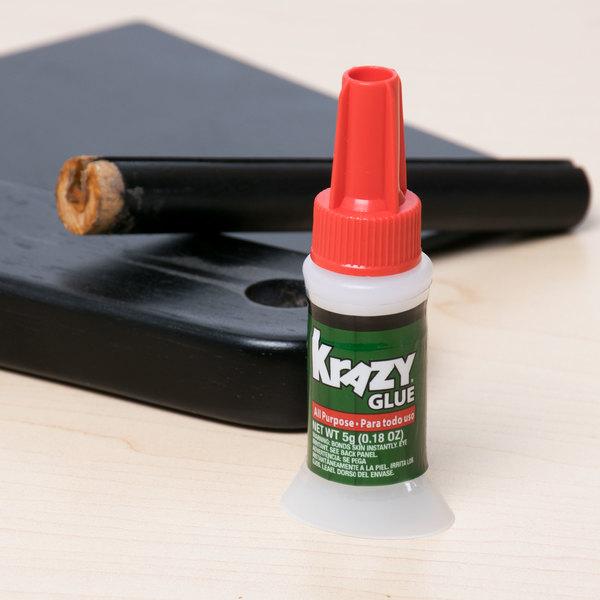 Krazy Glue KG92548R All Purpose 5 Gram Glue with Brush Main Image 6