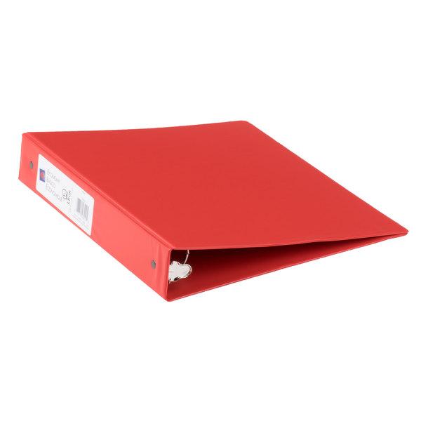 AVERY RED 1-INCH *3-RING BINDER* BUYER GETS 24 BINDERS