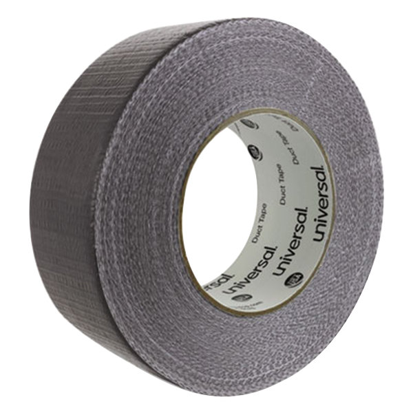 """Universal UNV20048G 2"""" x 60 Yards Silver General Purpose Duct Tape"""