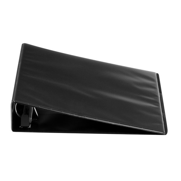 Avery 5400 Black Heavy-Duty Non-Stick View Binder with 1 1/2 inch Slant Rings