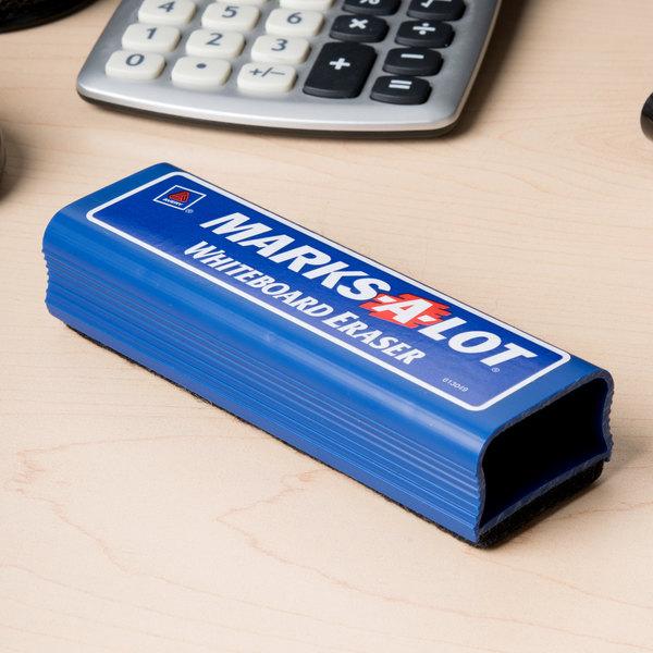 "Avery 29812 Marks-A-Lot 6 1/4"" x 1 7/8"" EverBold Felt Dry Erase Eraser"