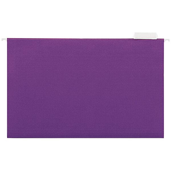 UNV14220 Legal Size Hanging File Folder - 25/Box Main Image 1