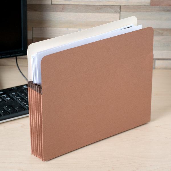 Universal UNV15262 Letter Size File Pocket - 10/Box