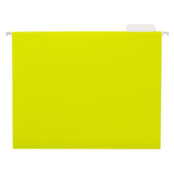 UNV14119 Letter Size Hanging File Folder - 25/Box Main Image 1